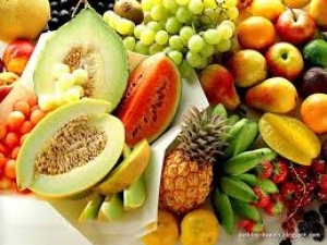 Fruitful fruits! Fruits to stay healthy and fit!!!